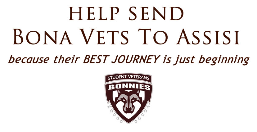 Help Send Bona Vets to Assisi
